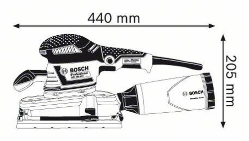 GSS 280 AVE Professional Bosch #2