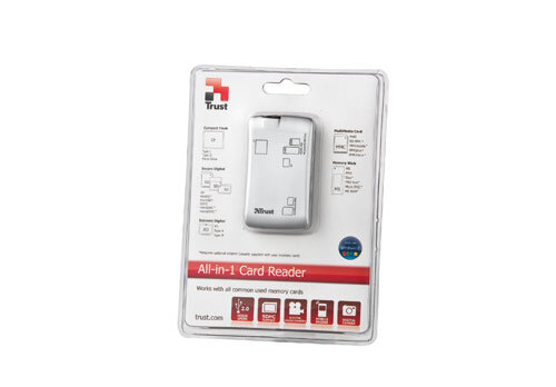 All-in-1 Card Reader Trust #3