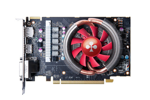 Radeon HD 7790 '13Series CLUB3D #4