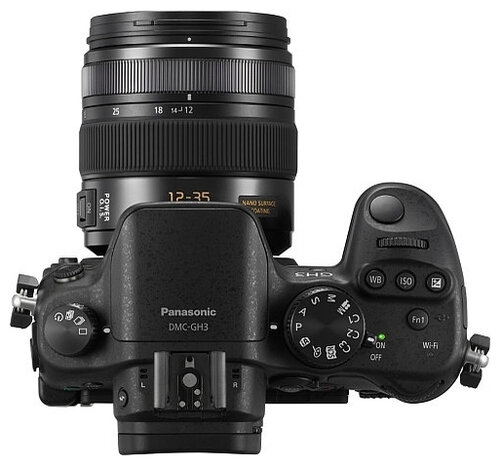 Lumix DMC-GH3 Panasonic #3